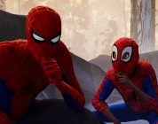 Spider-man Into the Spider-verse (2018)